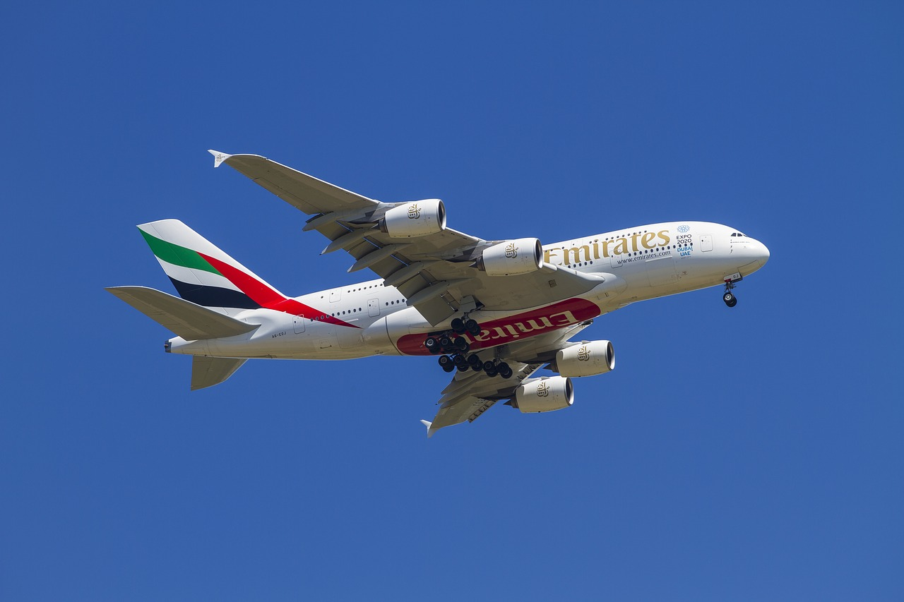 Společnost Emirates provedla upgrade prémiové nabídky  v první a byznysové třídě