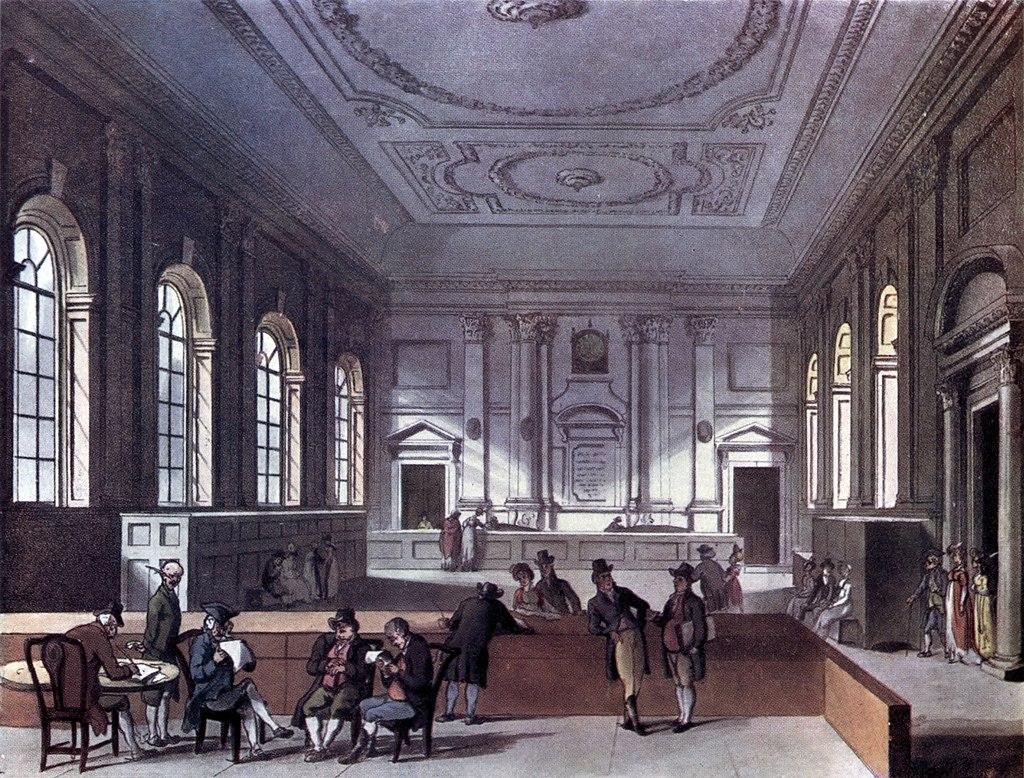 Pohled do minulosti: Bublina jižních moří 1711 způsobila pád vlády