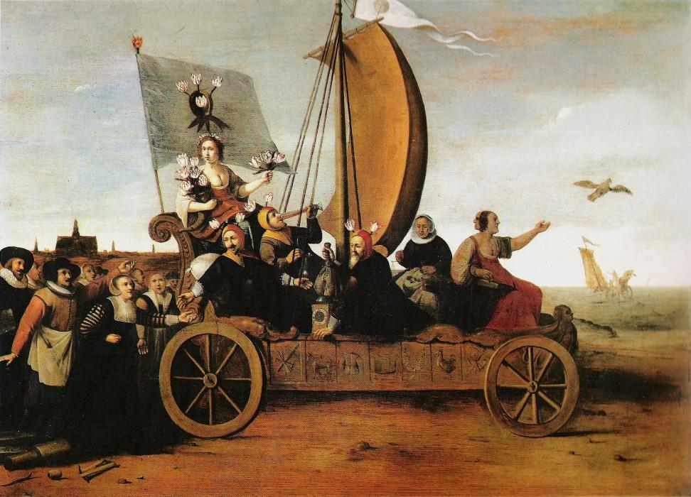 Učíme se z historie? Tulipánová horečka 1630